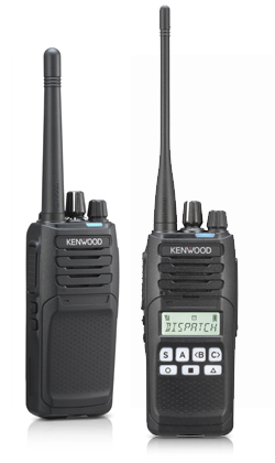 NEXEDGE NX-1000 Series Two-way Radios
